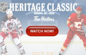 Get To Watch Nhl Heritage Classic 2019 Live Stream Reddit
